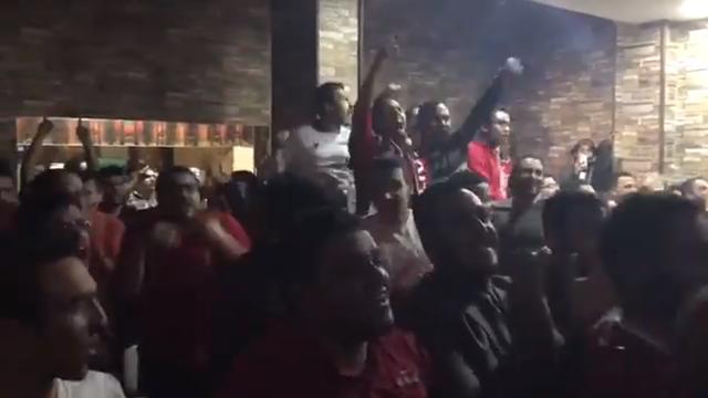 Salah nije htio, ali navijači u Egiptu proslavili su i za njega