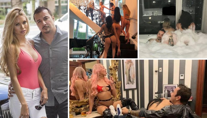 Kralj Instagrama se hvali: Imao sam devet djevojaka u krevetu