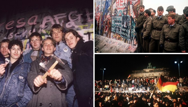 Splitski kipar u Berlinu: 'Uzeo sam čekić i krenuo rušiti zid!'