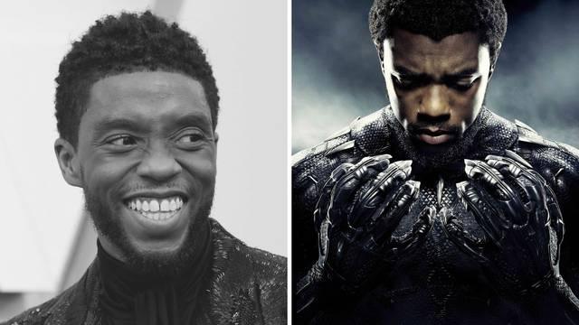 Odlazak 'Crne Pantere': Umro glumac Chadwick Boseman