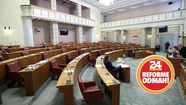 Vlada ukida čak 624 uhljeba: zamjenike načelnika, župana...