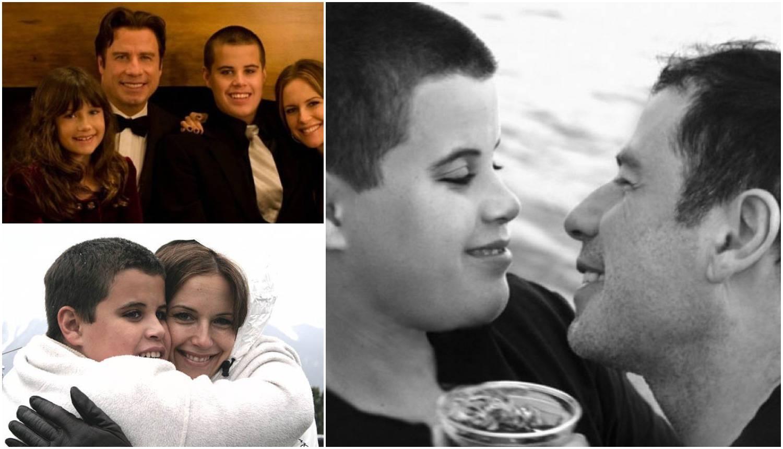 Travolta se prisjetio pokojnog sina Jetta: 'On je bio moje sve'