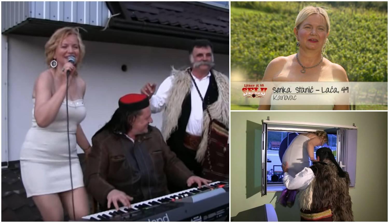 Senka iz 'Ljubav je na selu' na krovu Macole zapjevala publici