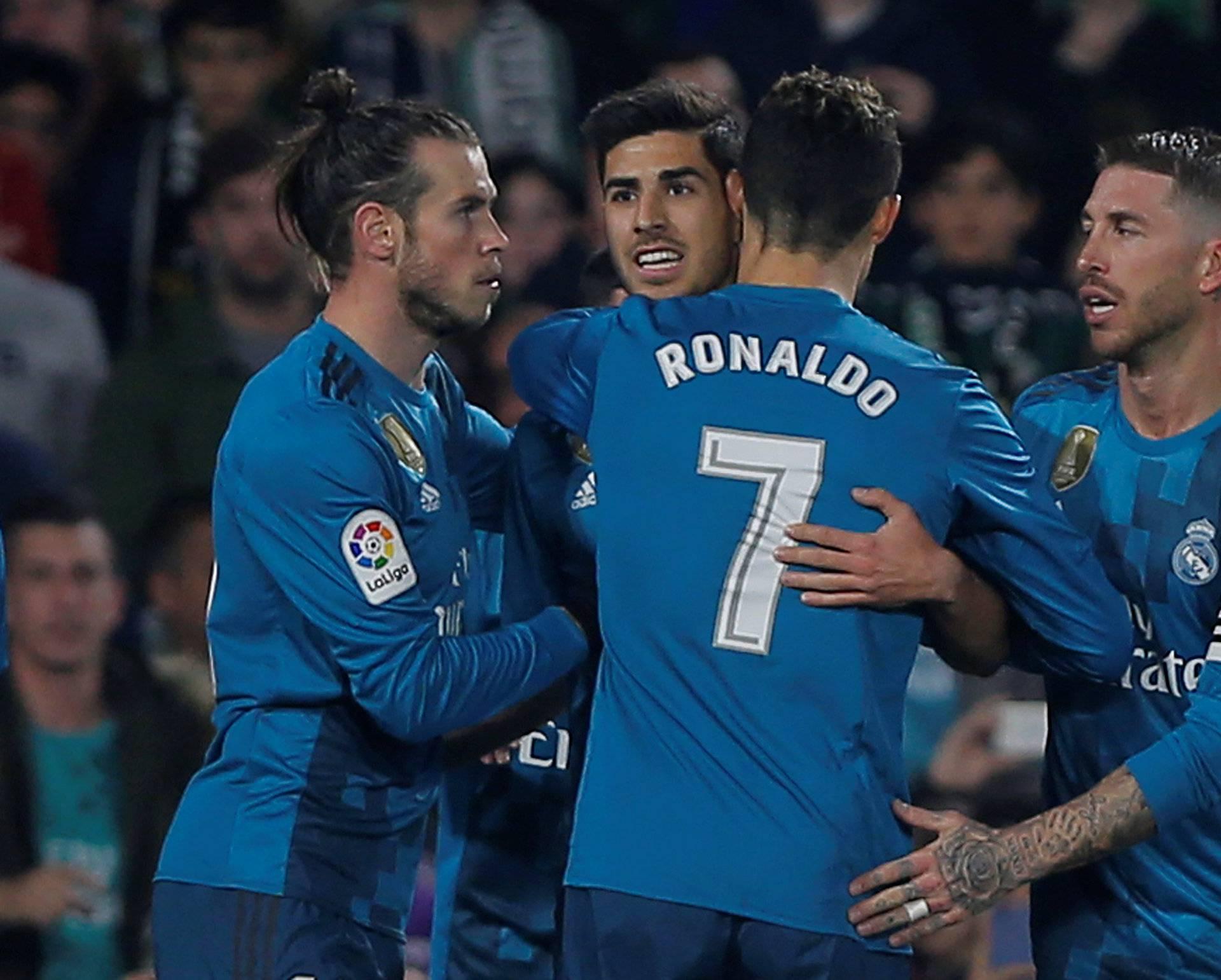 La Liga Santander - Real Betis vs Real Madrid