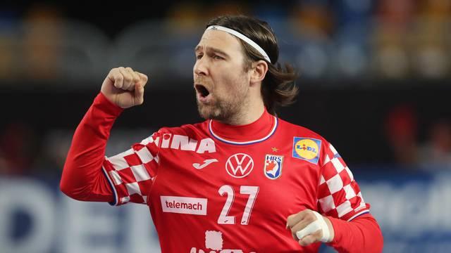 2021 IHF Handball World Championship - Main Round Group 2 - Argentina v Croatia