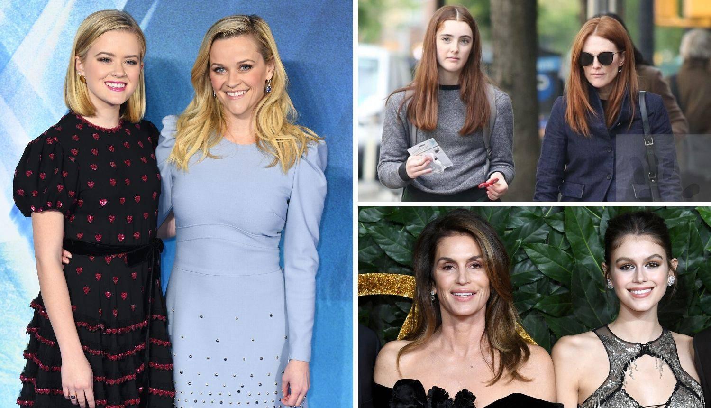 Kakva mama, takva kći: Slavne kćeri koje su 'kopirane' mame
