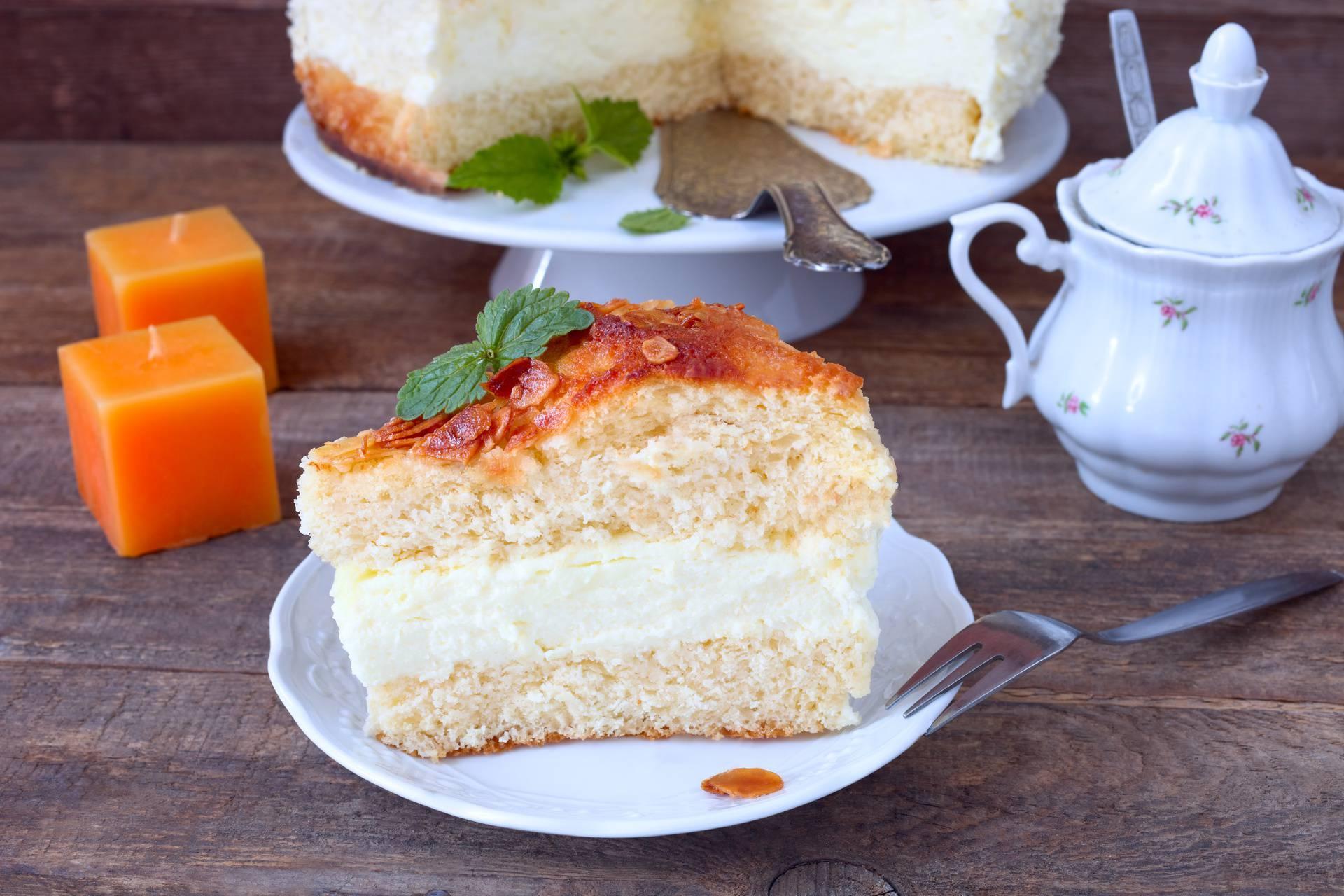 Torta taman slatka da je možete jesti baš u bilo koje doba dana