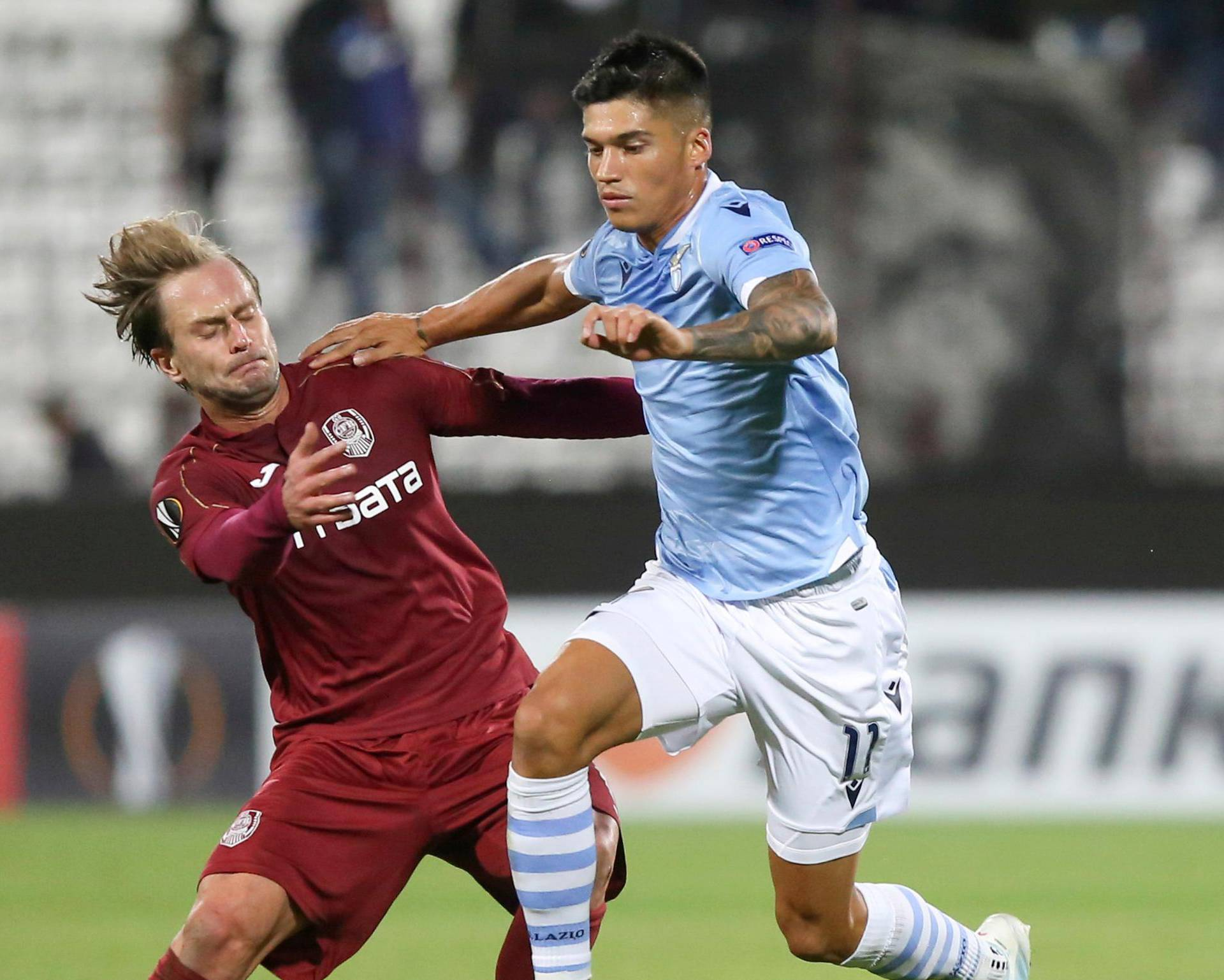 Europa League - Group E - CFR Cluj v Lazio