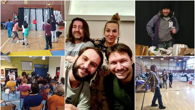 Humanitarne predstave postale pravi hit na Baniji: 'Igrali smo u dnevnoj sobi, ali i u garaži...'