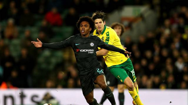 Norwich City v Chelsea - Emirates FA Cup - Third Round - Carrow Road
