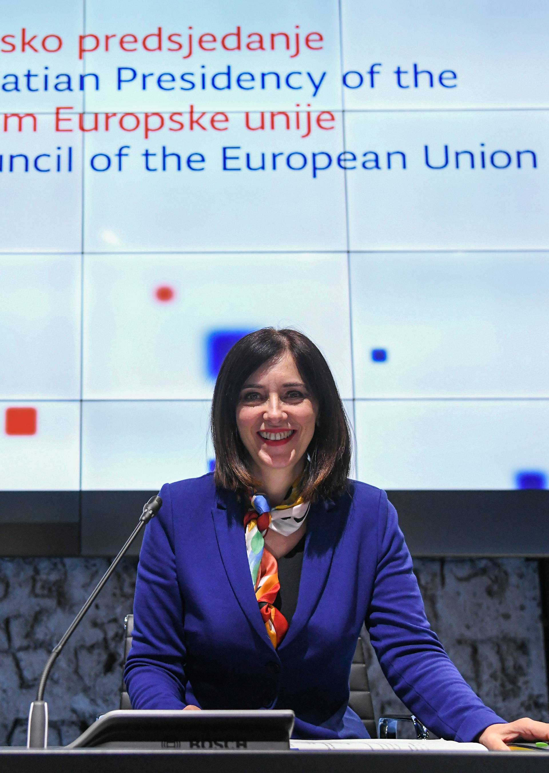 Zagreb: Ministrica Blaženka Divjak na videokonferenciji s ministrima EU