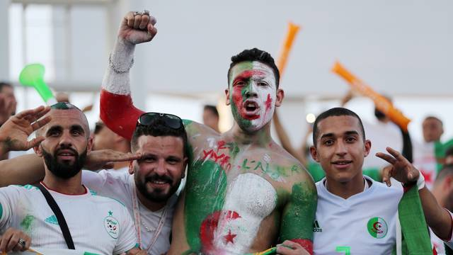 Africa Cup of Nations 2019 - Quarter Final - Ivory Coast v Algeria