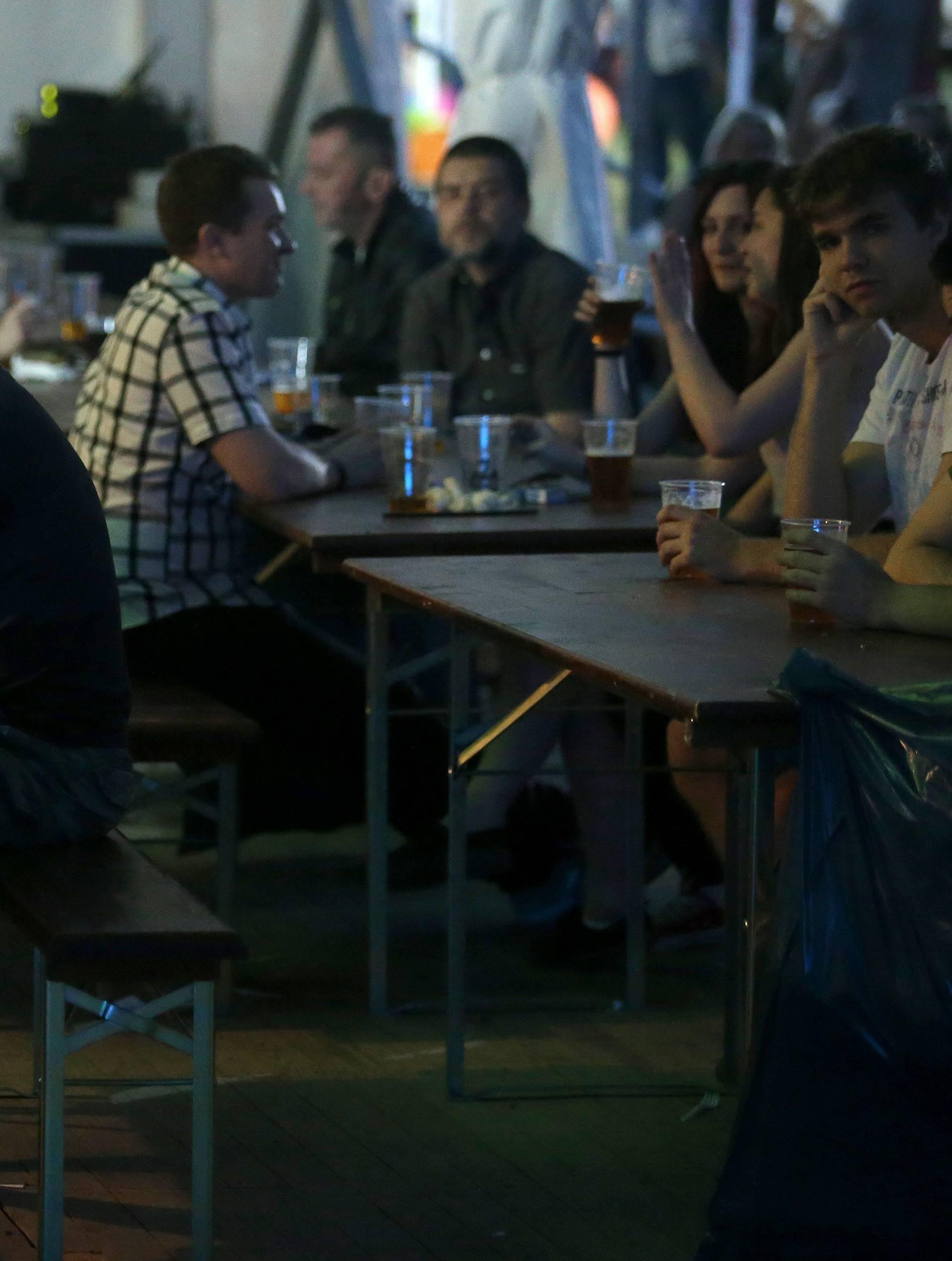 Tulum se nastavlja:  Mangroove rasplesali ekipu na Chill&Grillu