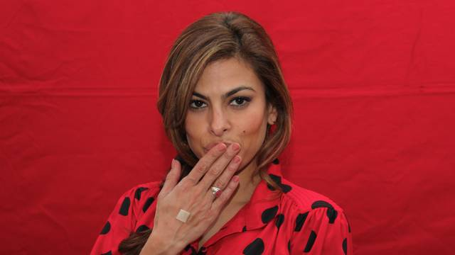"""Eva Mendes attends """"The Place Beyond the Pines"""" Junket - New York"""