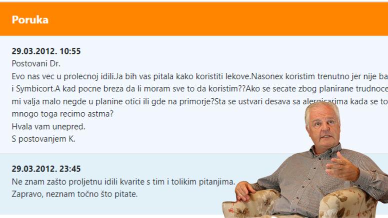 Novi šef Srebrnjaka na forumu: 'Gornja granica dojenja? Neki bi se dojili i kad dobiju  vozačku'