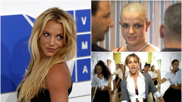 Fanovi se bore za oslobođenje Britney: Život joj kontrolira otac