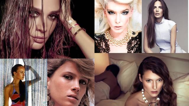 Silazak s modne piste: Gdje su danas naše slavne manekenke?
