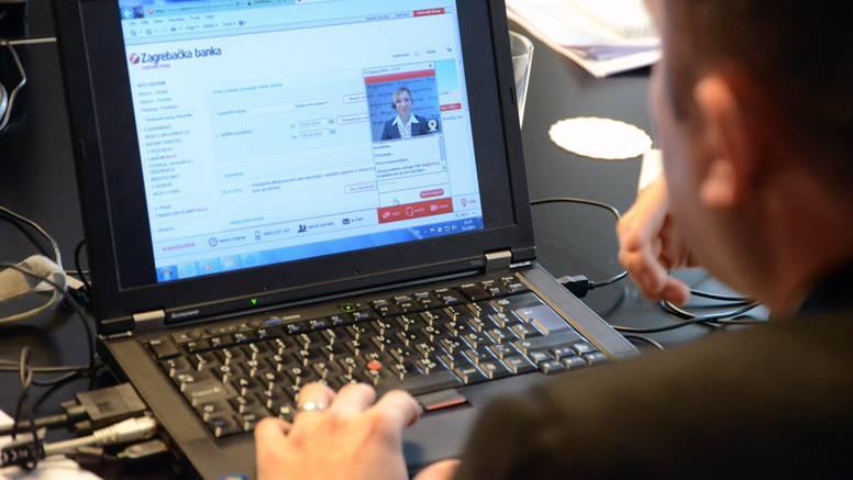 U e-poslovnici Zabe moći ćete dići kredit i pričati s bankarom