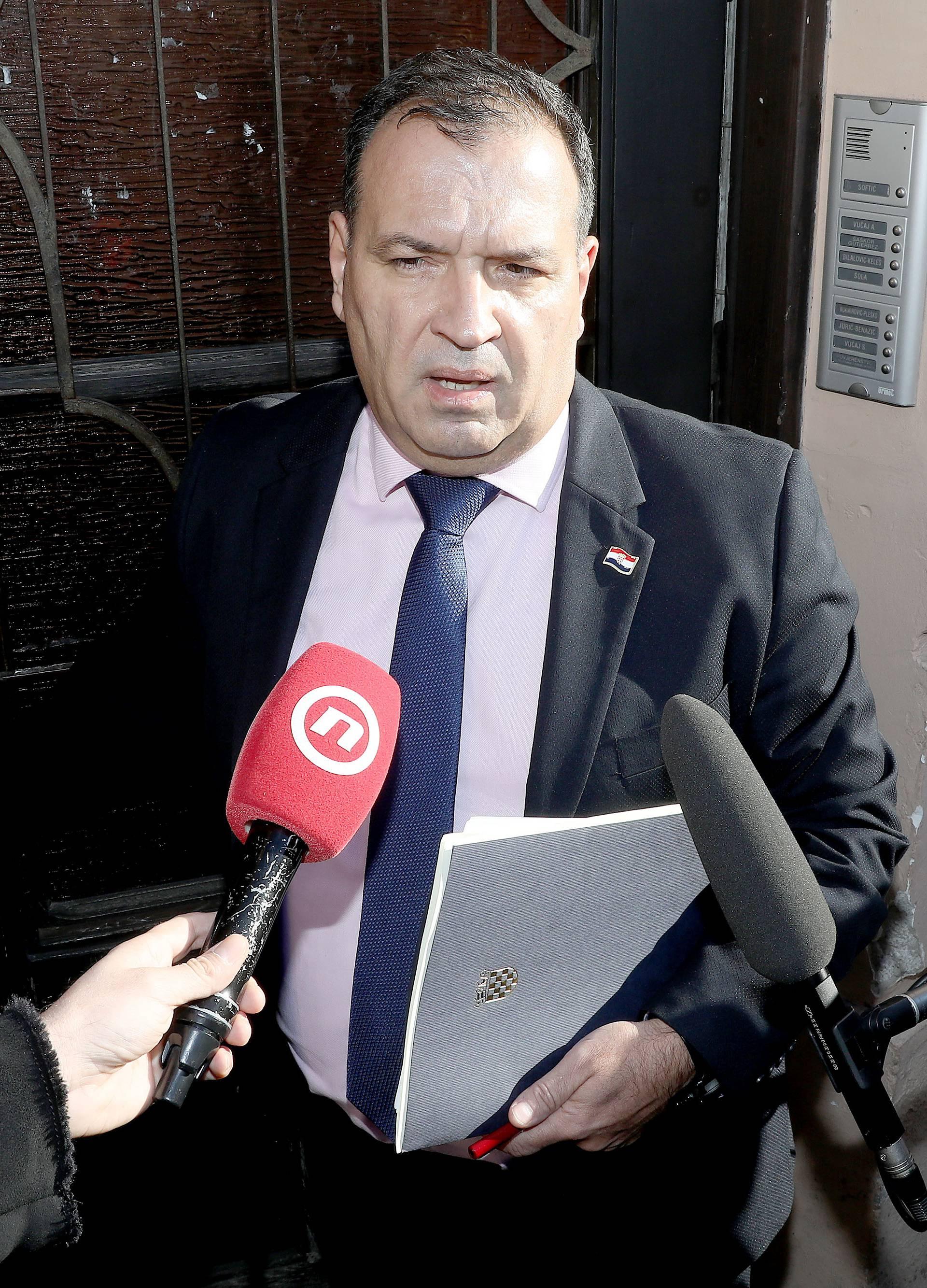 Zagreb: Budući ministar zdravstva Beroš ispunio imovinsku karticu