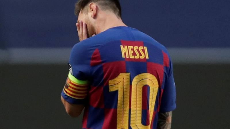 Epski potop, smjena trenera i momčad bez glave i repa. Messi bi zaista mogao otići iz Barce