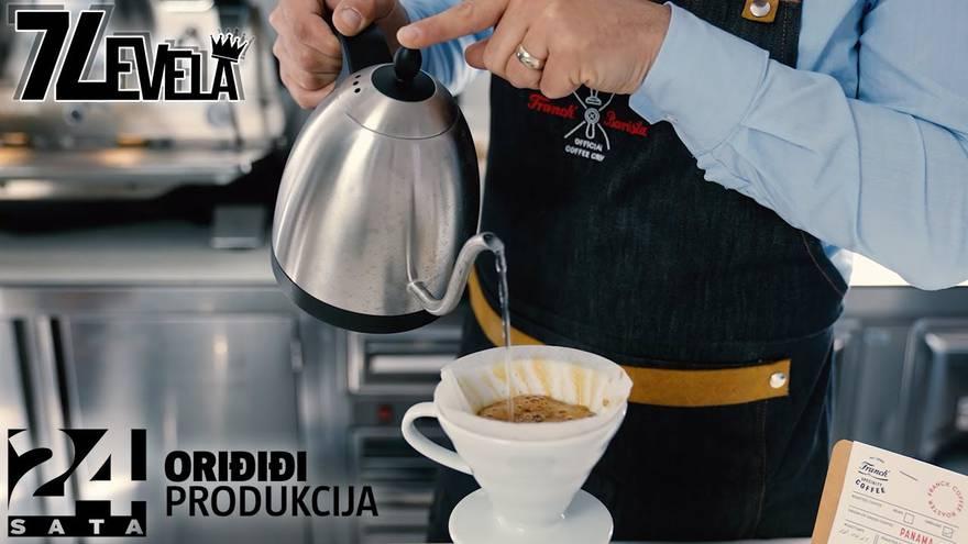 Baristi otkrivaju tajnu kave iz kafića: 'Espresso morate popiti za 2 minute, edukacija je bitna'