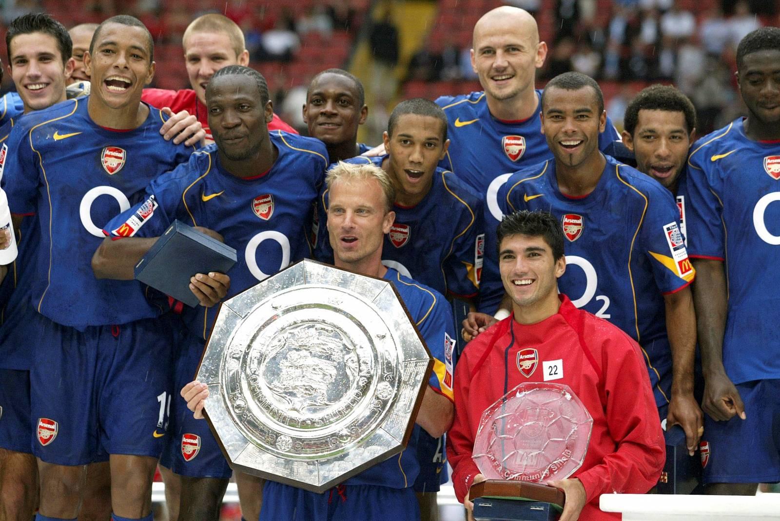 FILE PHOTO: Arsenal v Manchester United FA Community Shield