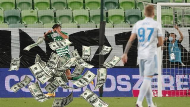 Propuh u blagajni: Dinamo po prvi put izgubio od mađarskog kluba i ostao bez 15 mil. eura!