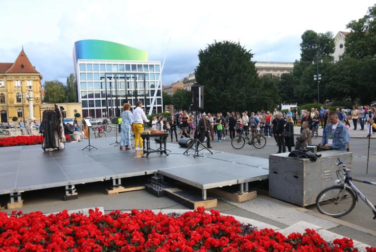 Završavaju 'Ljetne večeri': Za kraj ostali Europski jazz šlageri