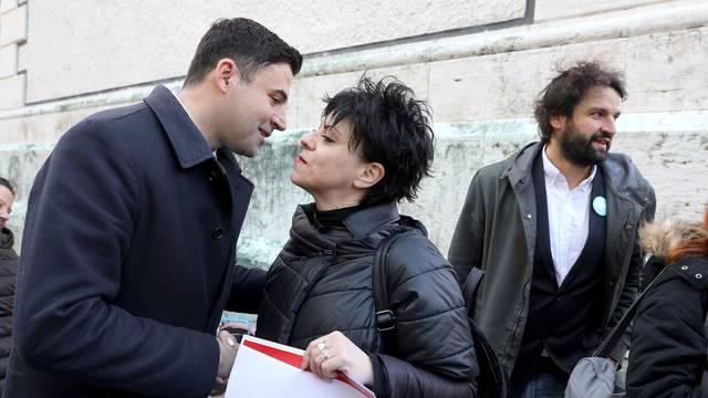 Bernardić ponudio Holy mjesto na listi za Europski parlament