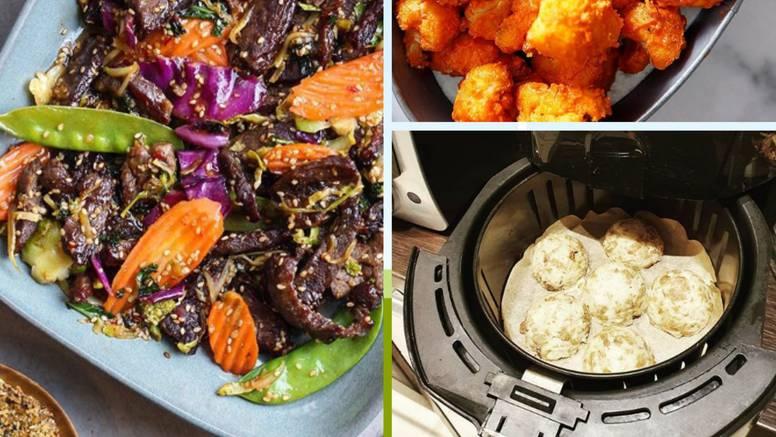 Praktična: Friteza na zrak za maksimalno brz i zdrav obrok