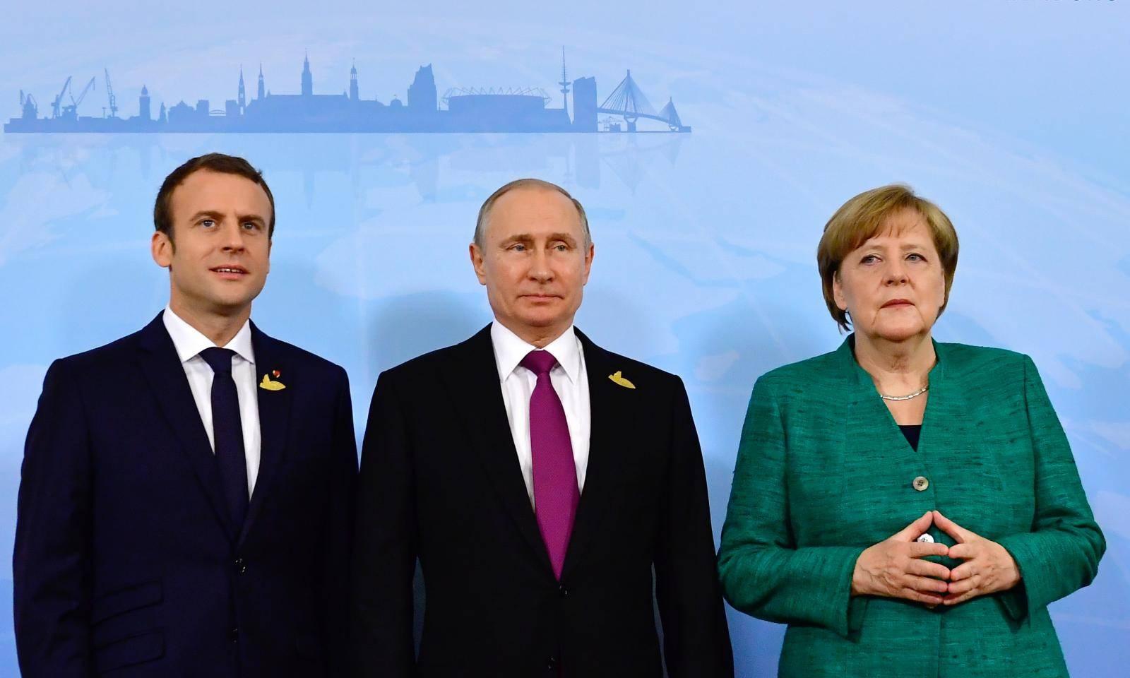 G20 Summit - Trilateral Talks