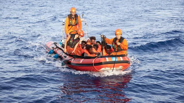 U Egejskom moru utopilo se 11 migranata, među njima i djeca