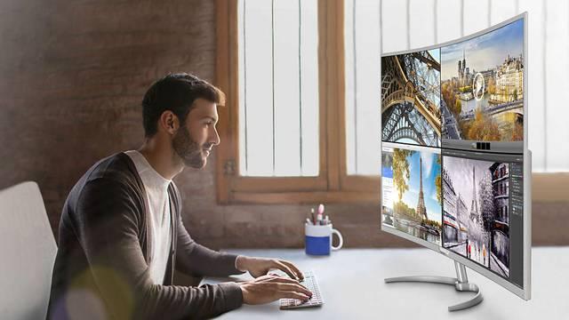 Philips ima najveći zakrivljeni 4K monitor - od čak 40 inča