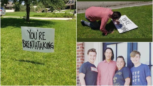 Keanu ugledao natpis posvećen njemu, pa oduševio reakcijom...