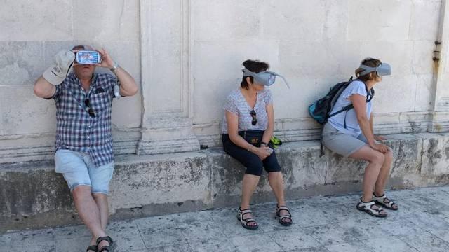 Virtualni Zadar: Gledajte kako se oko vas gradi Rimski forum