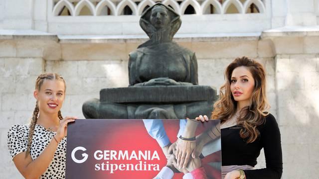 Mlada i talentirana Kristina Ivanuš postala nova stipendistkinja Germanije