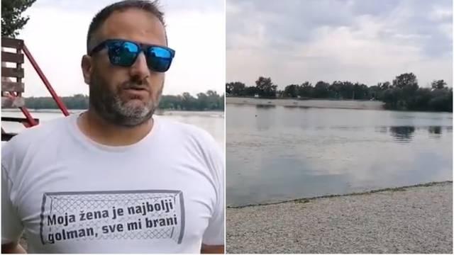 'Virovi na Jarunu ne postoje, ali pazite se - jezero je varljivo...'