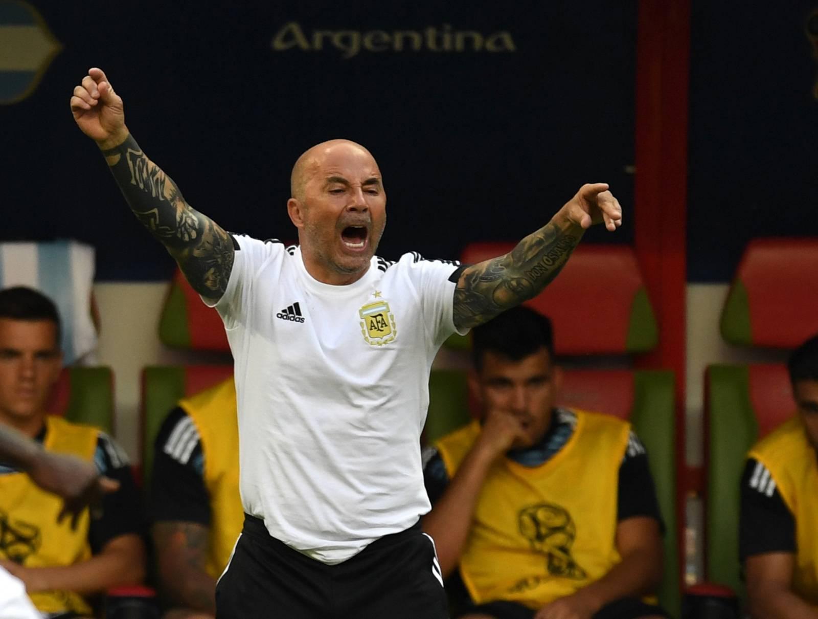 World Cup 2018 - France vs. Argentina
