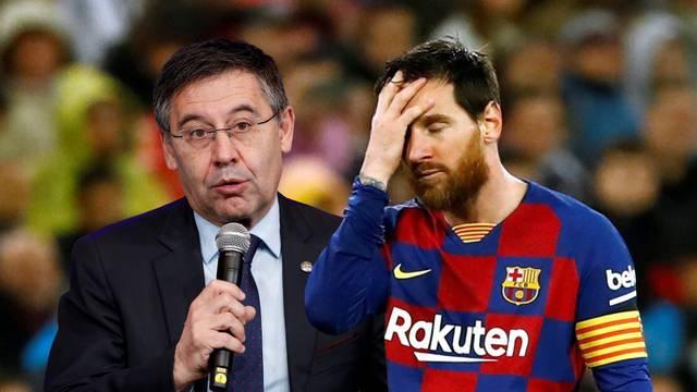 Uhićen bivši predsjednik Barce! 'Blatio' je Messija i bivše igrače