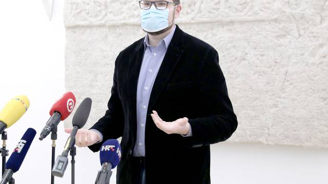 Zagreb: Peđa Grbin o isključivom gospodarskom pojasu na Jadranu