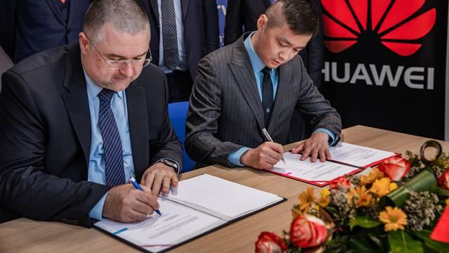 Huawei i Hrvatska zajedno na razvoju Smart City rješenja