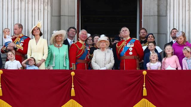 Kraljevska obitelj često koristi kodna imena: Kraljica je Sharon
