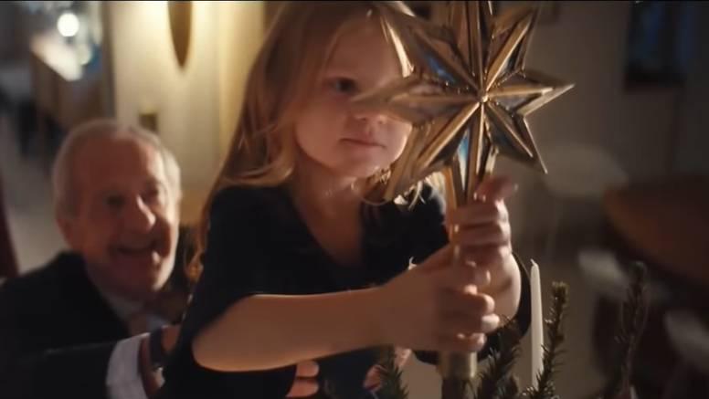 Dirljiva božićna reklama koja vas neće ostaviti ravnodušnima
