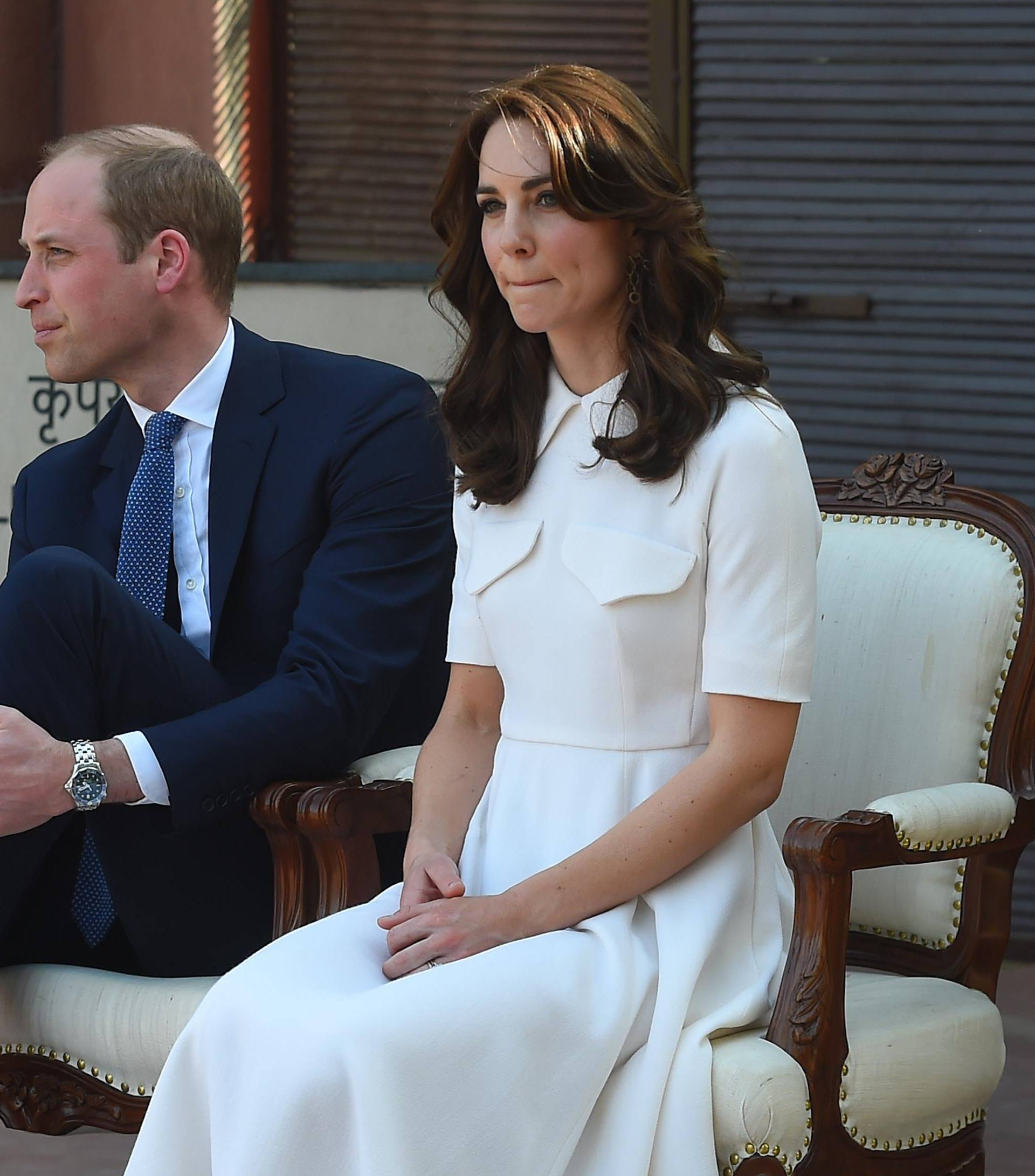 Royal visit to India and Bhutan - Day 2