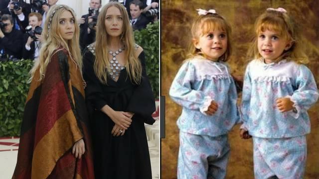 Blizanke Olsen više ne sliče: 'Mary-Kate je stara i ispijena'