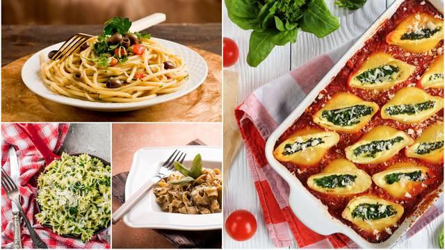 Brzinski ručak na 15 načina: Donosimo recepte za lagana i jednostavna jela s tjesteninom