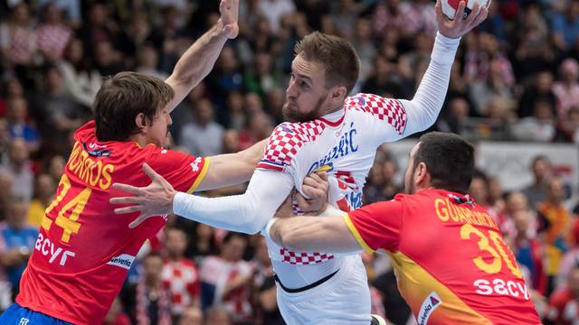 Spain - Croatia