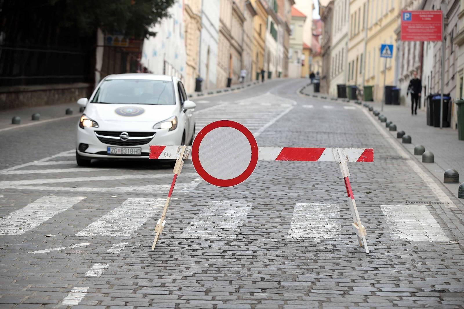Zagreb: Povodom Europskog dana bez automobila za automobile zatvoren uže središte grada
