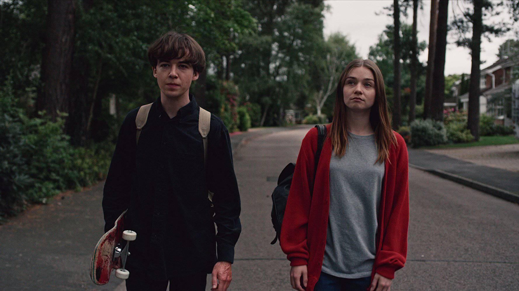 Topla ljubavna priča tinejdžera u ciničnom svijetu bez ljubavi