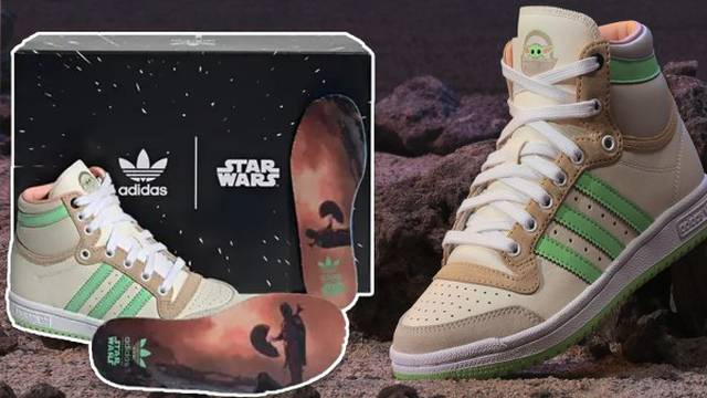 Adidasova Star Wars kolekcija s bebom Yodom u glavnoj ulozi